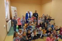 Spotkanie z wicestarostą Grażyną Senda i mł. asp. Martą Anuszkiewicz _5