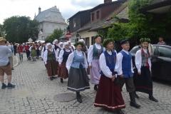 w Kazimierzu korowód