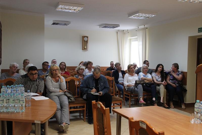 Spotkanie z mieszkańcami Osiedla I (1)