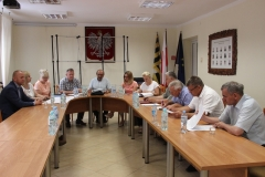 Spotkanie z mieszkańcami Osiedla I (2)
