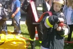 Pokaz sprzętu strażackiego 1