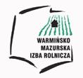 WARMIŃSKO - MAZURSKA IZBA ROLNICZA (logo)