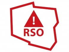 Regionalny System Ostrzegania RSO (Logo)