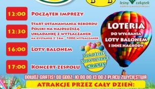 Świętio Jajka 2016 plakat