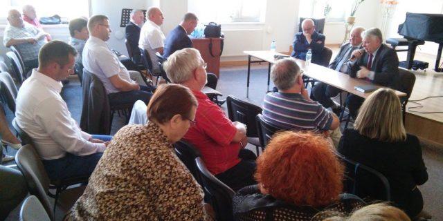 Spotkanie Klubu Obywatelskiego w Gołdapi - zdjęcie