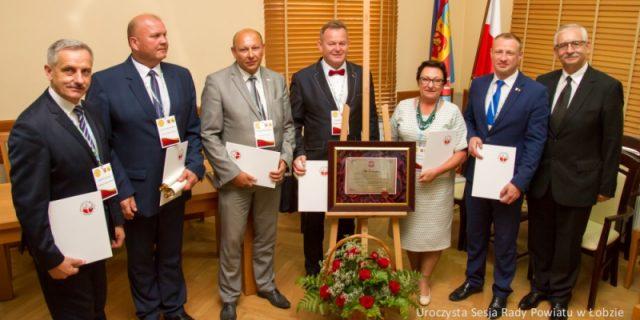 XV rocznica powstania powiatów (zdjęcie)