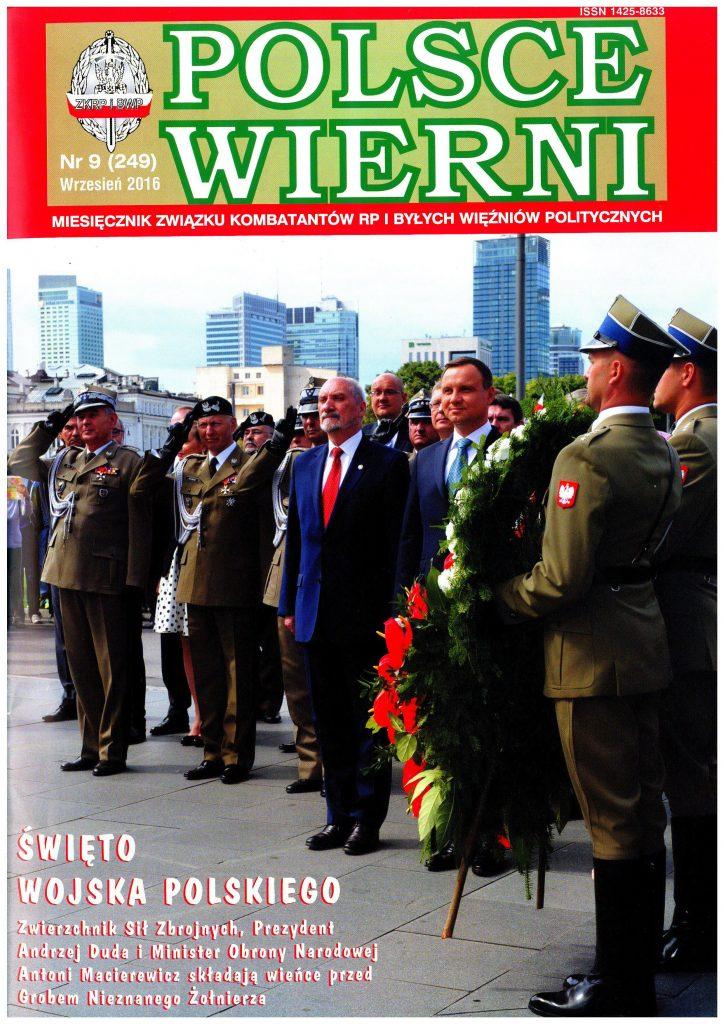 Polsce wierni - okładka