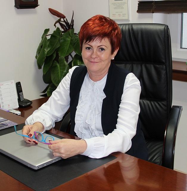 Marzanna Marianna Wardziejewska - Starosta Gołdapski