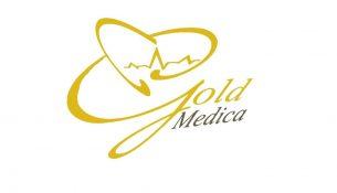 Logo GoldMedica Sp. z o.o.