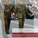 15 kwietnia Międzynarodowy Dzień Kombatanta - zdjęcie przedstawia kombatantów z wieńcem na uroczytsości państowej