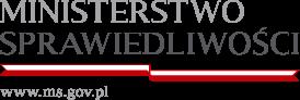 Logo Ministerstwa Sprawiedliwości