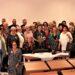 Zdjęcie grupowe studentów UTW i zaproszonych gości.